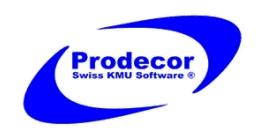 Prodecor Swiss KMU Software - Fuchs, Rieder & Wenger